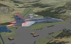 FSX Canada airbase image 2