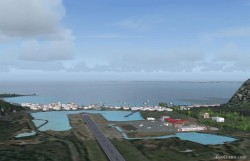 FSX - Caribbe Nord Scenery Toni Agramont image 3