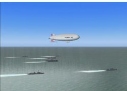 Doolittle Raid TF16 scenery FREEWARE : image 1