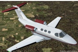 Fs2002 Cessna Citation Mustang image 1