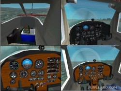 FS2002 Cessna 150H/2 Models 3 Liverys and 2 image 1