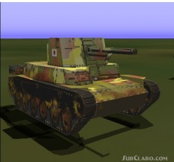 CFS Macro - Ho-Ni -Propelled Gun CFS Version image 1