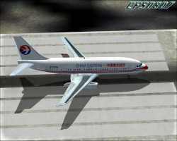 Boeing 737-200 China Eastern Repainted image 1