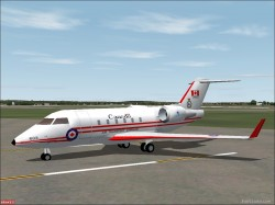 AI exclusively FS2004 ACOF Canadian Armed Force image 1