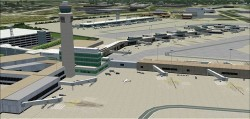 Fs2002 Cleveland Hopkins International Airport image 1
