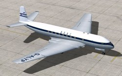FSX DH 106 Comet 1 and 2 ver 2 image 2