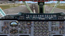 FSX Concorde Aircraft with Virtual Cockpit image 7