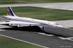 CONCORDE FSX and FS2004 NEW VERSION 2011 image 1