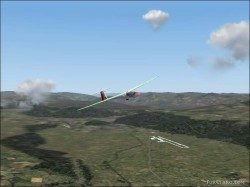 FS2004 Croatia and Bosnia Europe Soaring image 1