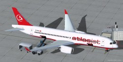 FSX AtlasJet CSeries CS300 V3 image 2