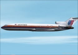 Captain Sim 727-200 United Airlines generations image 1