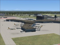 FSX Vancouver International Airport Version 5 image 1