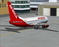 SyriaAcex AirBerlin B737-700 image 2