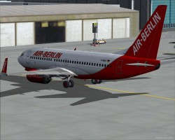 SyriaAcex AirBerlin B737-700 image 3