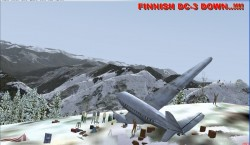 FSX Flight Adventure THREE FLIGHTS ...HELLS image 1
