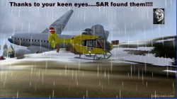 FSX Flight Adventure THREE FLIGHTS ...HELLS image 2
