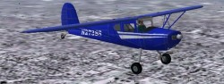 Cessna 140 Flight Simulator 2002/2004 image 1