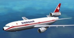 FSX Swissair DC-10-30/ER Triple Pack image 1