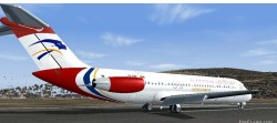 FS2004 Aserca Airlines Douglas DC-9-31 image 3
