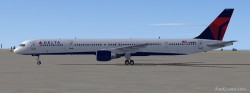 FSX Delta Boeing 757-351 Repaint Posky image 2
