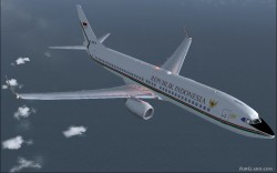 737-8U3 BBJ2 Republik Indonesia image 11