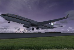 737-8U3 BBJ2 Republik Indonesia image 6