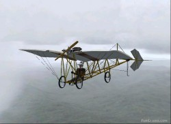 Real aircraft created Alberto Santos Dumont image 1