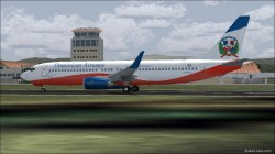 Dominican Airways Boeing 737-800 image 1
