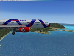 Dominican Airways A320 image 1