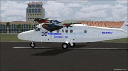 Dominican Connection DHC6 Twin Otter image 1