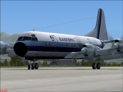 Eastern Airlines L188 Electra II Texture image 1