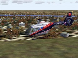 EC135 ANGELWINGS Search and Rescue image 1