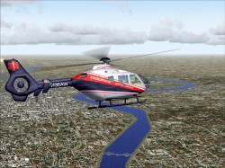 EC135 ANGELWINGS Search and Rescue image 3