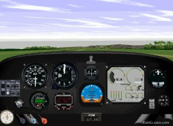 Flightsim FS2004/FS98 Edge540 Panel Mike image 1