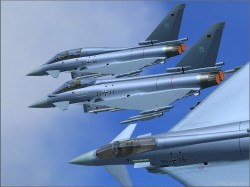 Eurofighter Austria NEW repaint! version image 1