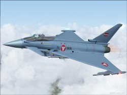 Eurofighter Austria NEW repaint! version image 4