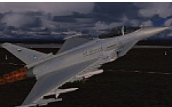 EUROFIGHTER FS2004 - Spain airforce image 1