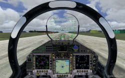 EUROFIGHTER fs2004 - German airforce Luftwaffe image 4