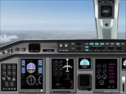 Embraer 170 Panel Fs2004 Ken Mitchell image 1