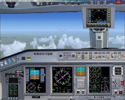 EMBRAER 190 panel Philippe WALLAERT Unzip image 1