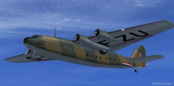 FS2004 Armstrong Whitworth Ensign image 3