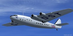 FSX Armstrong Whitworth Ensign image 2