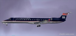 FS2002 Embraer ERJ-145 Airways image 1