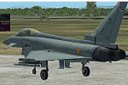 Eurofighter Spany FS2004 and FS2002 image 1