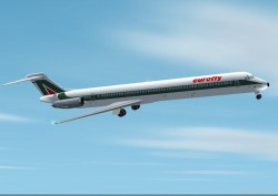 FS2002 Mc Donnell-douglas/boeing Md83 image 1