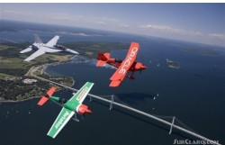 FSX Extra 300S Castrol Repaint image 2