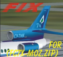 Fs2002 Aircraft Falcon 7x Fix Fix Files image 1