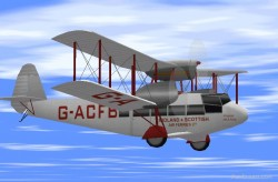 FS98 Airspeed AS4 Ferry G-ACBF image 2