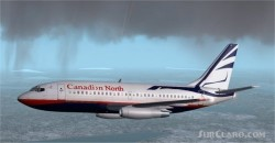 Ffx Canadian North Proudwings 737-200 image 1