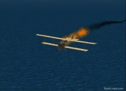 an update flaming smoke effect image 1
